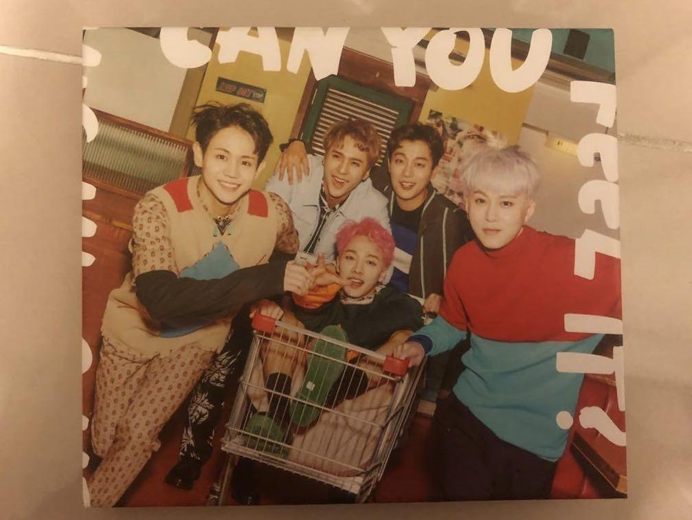 (Buy 1 Free 1) 100% original Highlight - calling you album