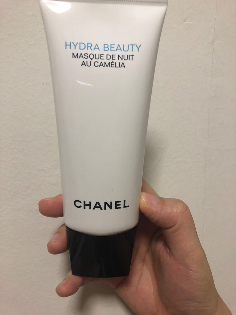 Chanel hydra beauty overnight mask