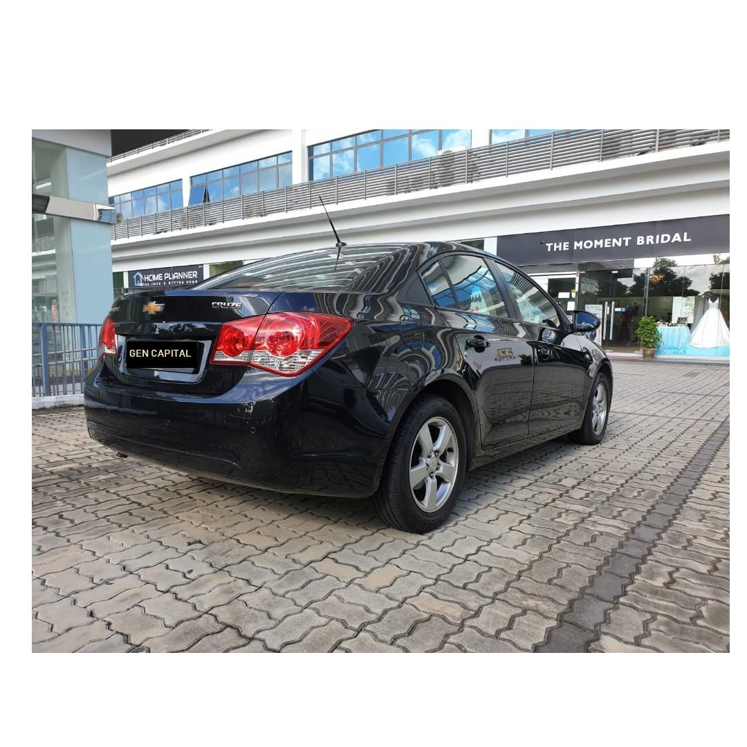 Chevrolet Cruze 1.6A - Lowest rental rates, with the friendliest service!
