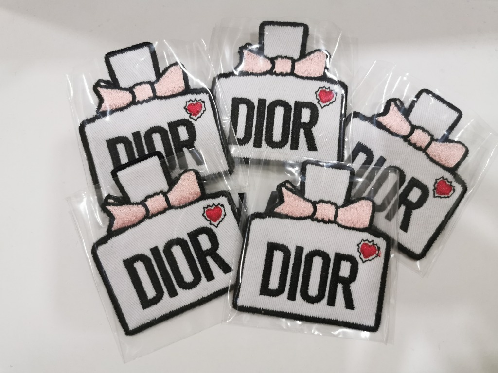 CHRISTIAN DIOR MISS DIOR BROOCH / PIN *~LIMITED COLLECTION~