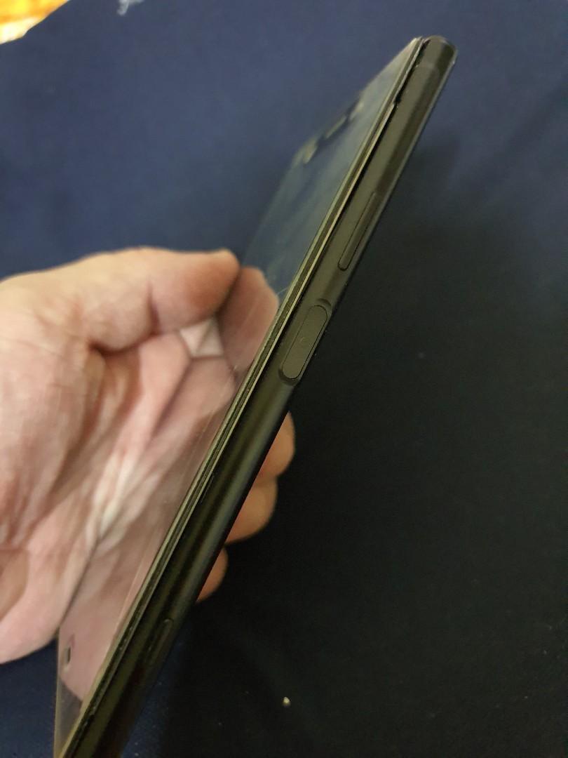 Clearing away my  Sony XZ1