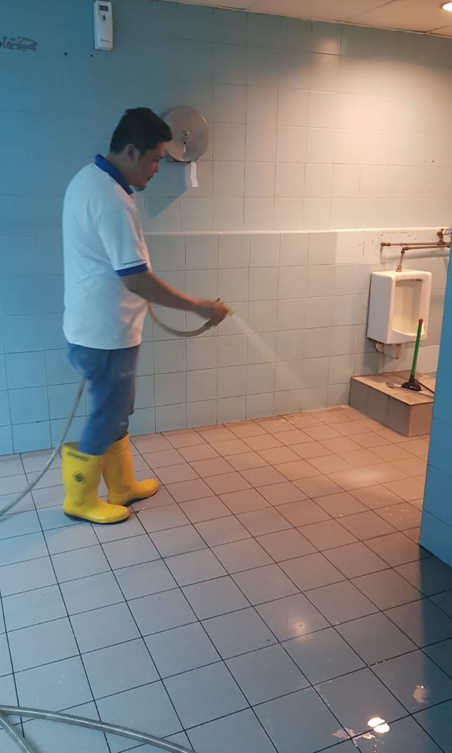Daily Rated Cleaner - $50 per day