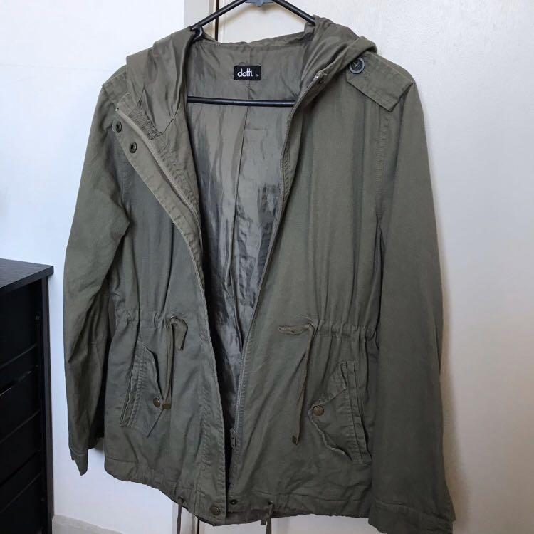 Dotti jacket size 10