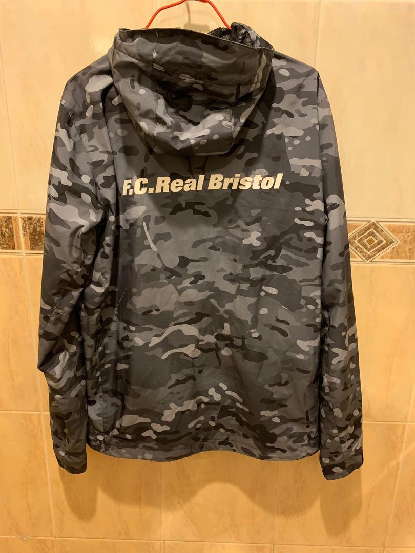 FCRB Real Bristol camo practice jacket sophnet