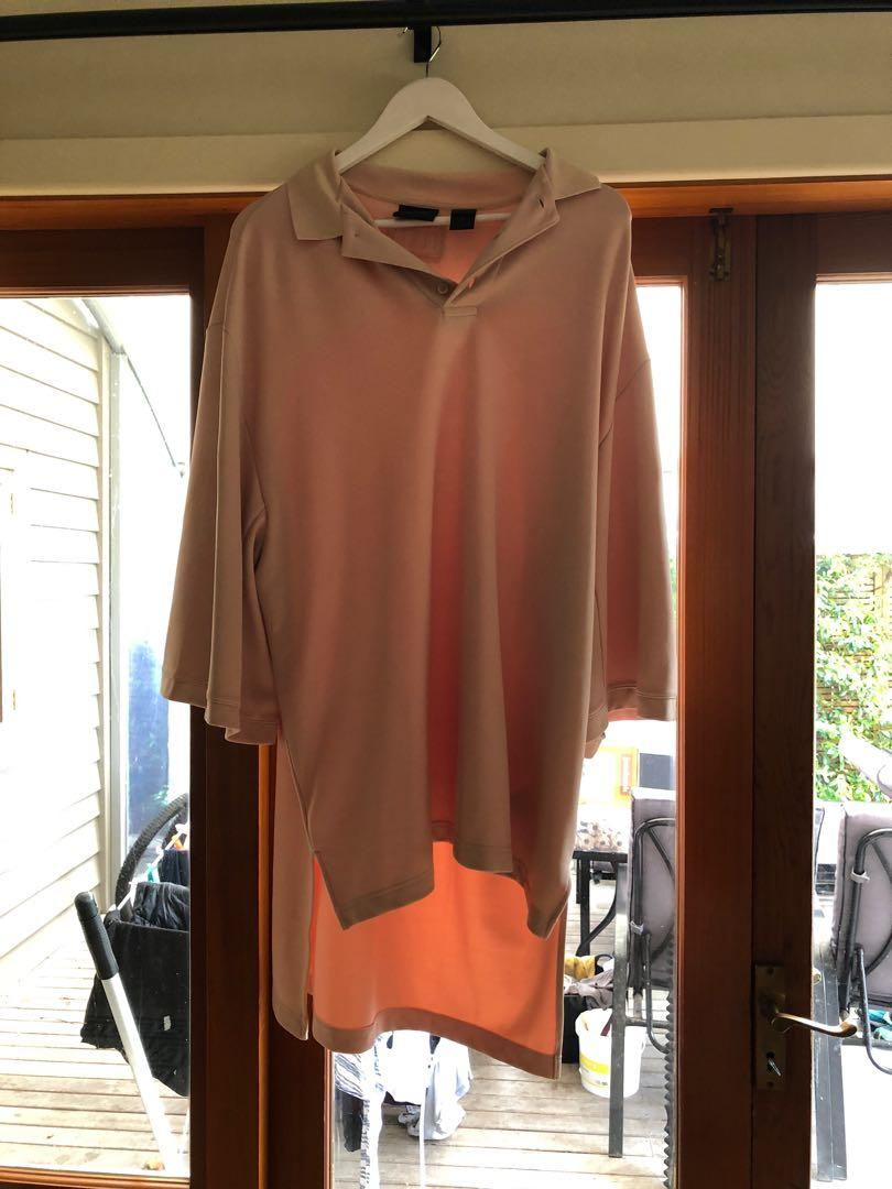 Fenty oversized polo extra large