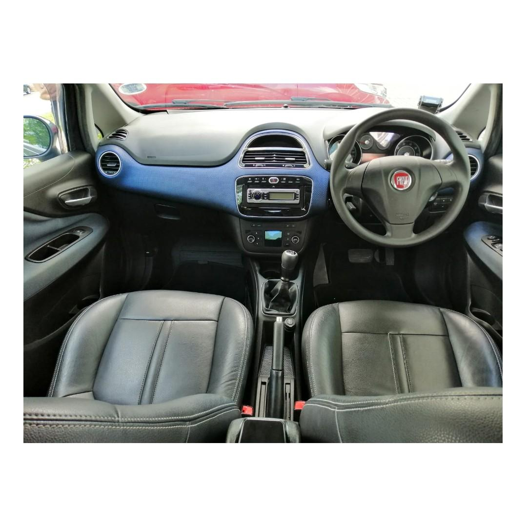 Fiat Punto - Your preferred rental, With the Best service!!