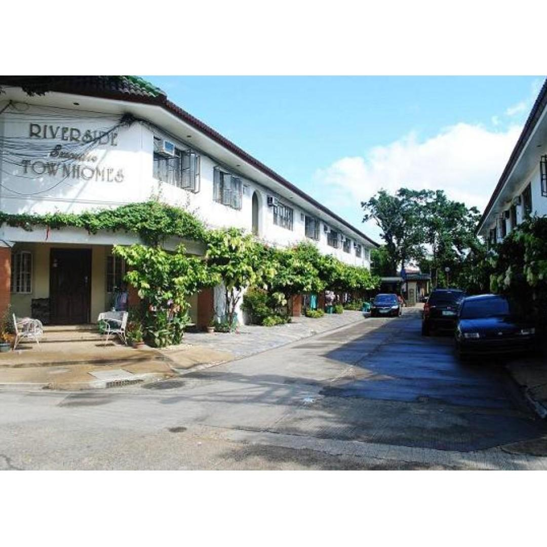 Houses Townhouses For Rent: For Rent Unfurnished 3-BR Townhouse Unit, Property