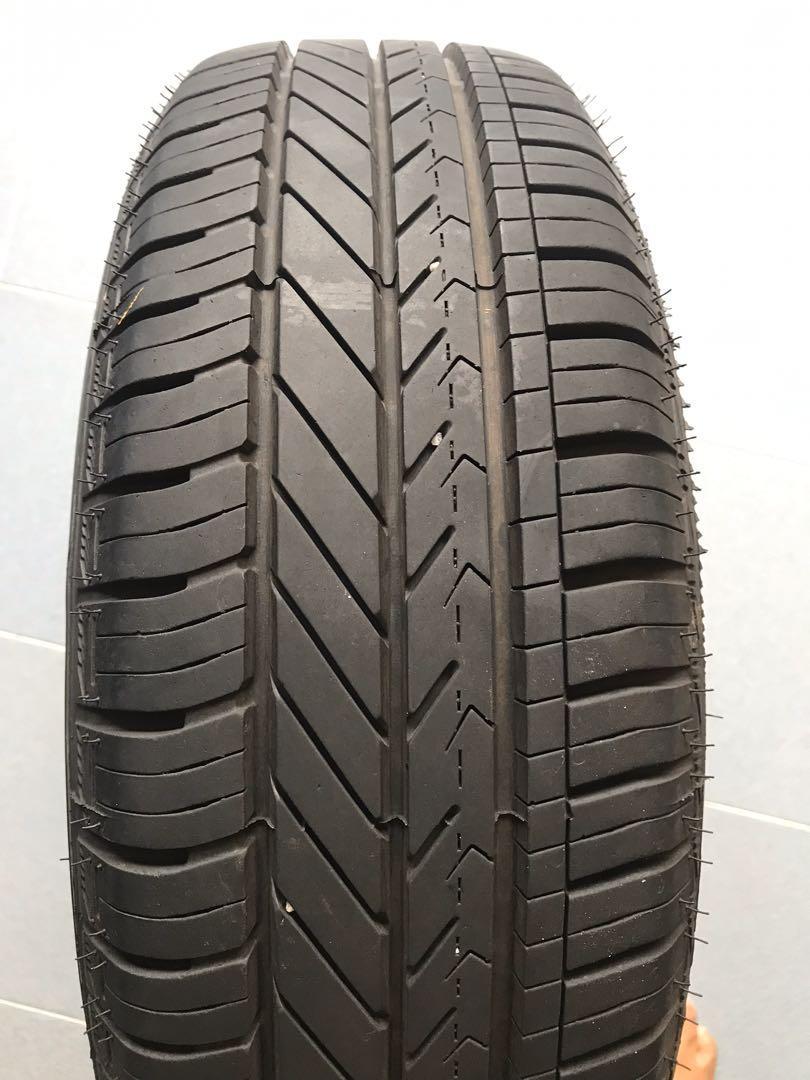 Goodyear duraplus tyres