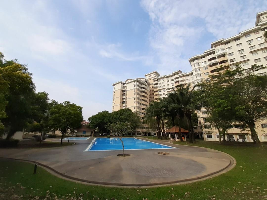 Ground Floor Bangi Vista Seri Putra Apartment Bandar Seri Putra