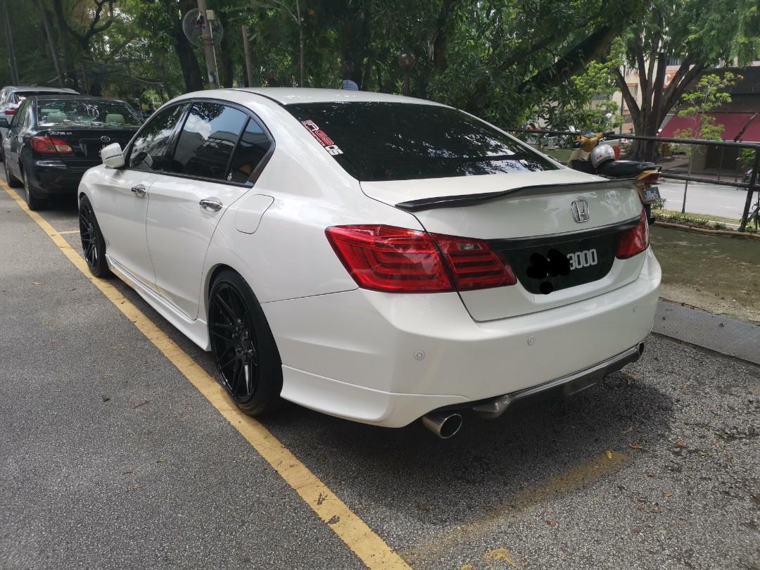 Honda Accord Vtil 2.0 2014