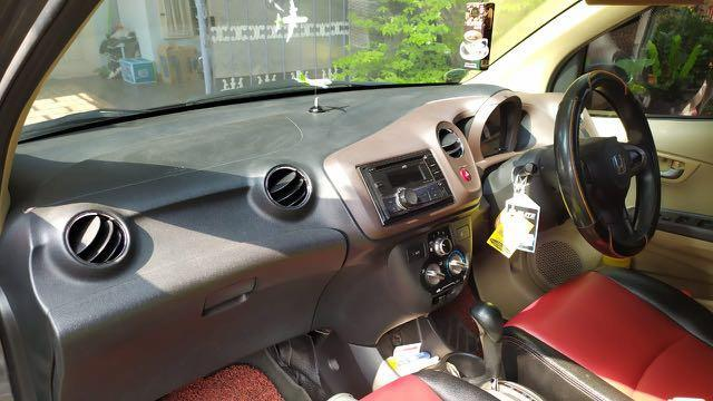 Honda Brio Matic 2014 type e