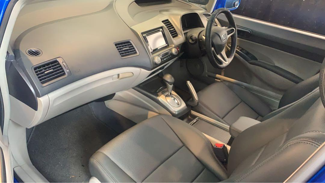 Honda Civic 1.6 VTi-L (A)