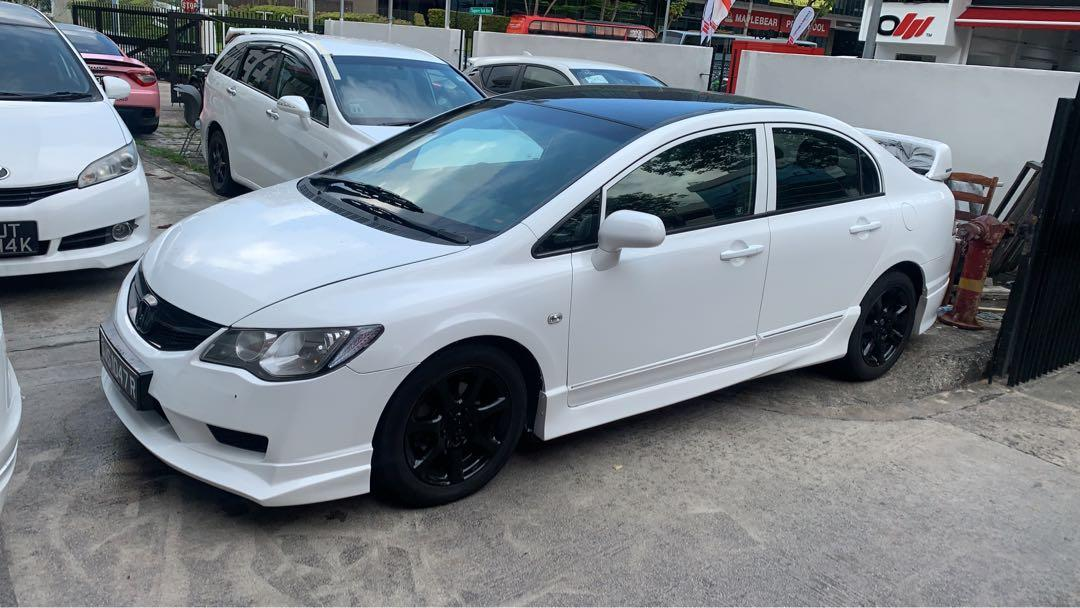 Honda Civic 1.6 VTi-L (A)