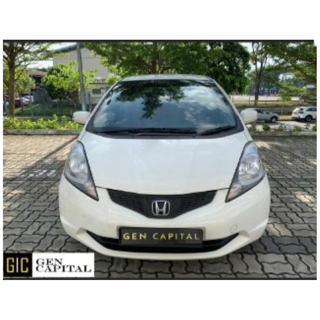 Honda Jazz 1.3A @ Lowest rental rates, good condition!