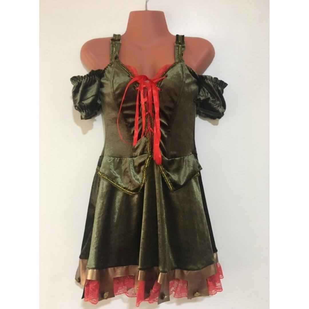 Indian Lady Costume for Sale - Adults (Preloved)