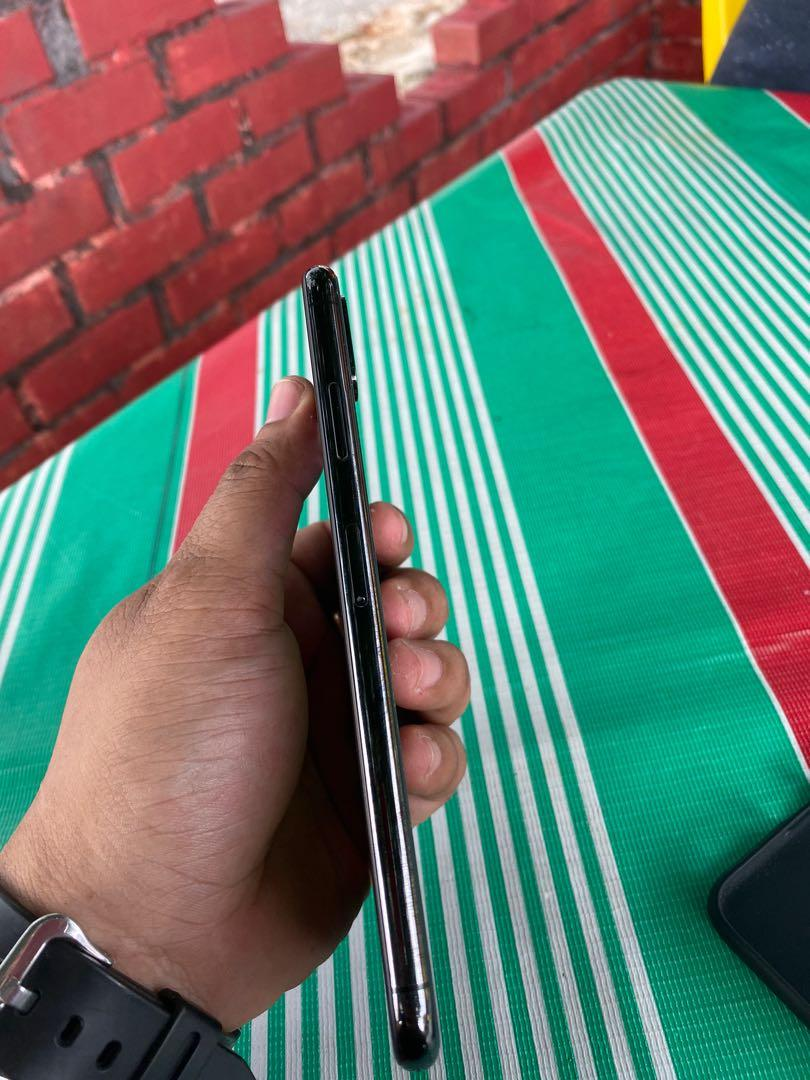 iphone xs max 256gb(myset)  ada resit