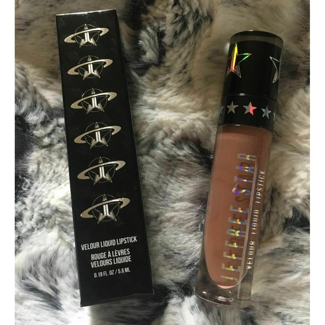 Jeffree Star X Manny Mua Velour Matte Liquid Lipstick Daddy Brand New & Authentic [Price is Firm, No Swaps]