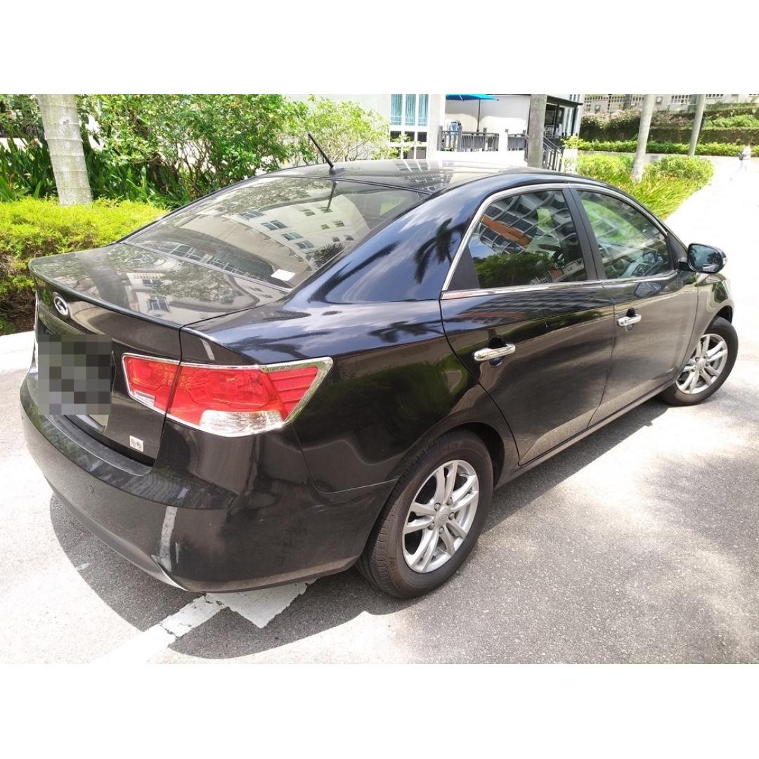 KIA CERATO FORTE WITH GOJEK REBATE!! CONTINENTAL INTERIOR AT AFFORDABLE PRICE - RELIABLE WORKHORSE, SMOOTH RIDE, ECONOMICAL, LOW FINANCIAL STRESS!