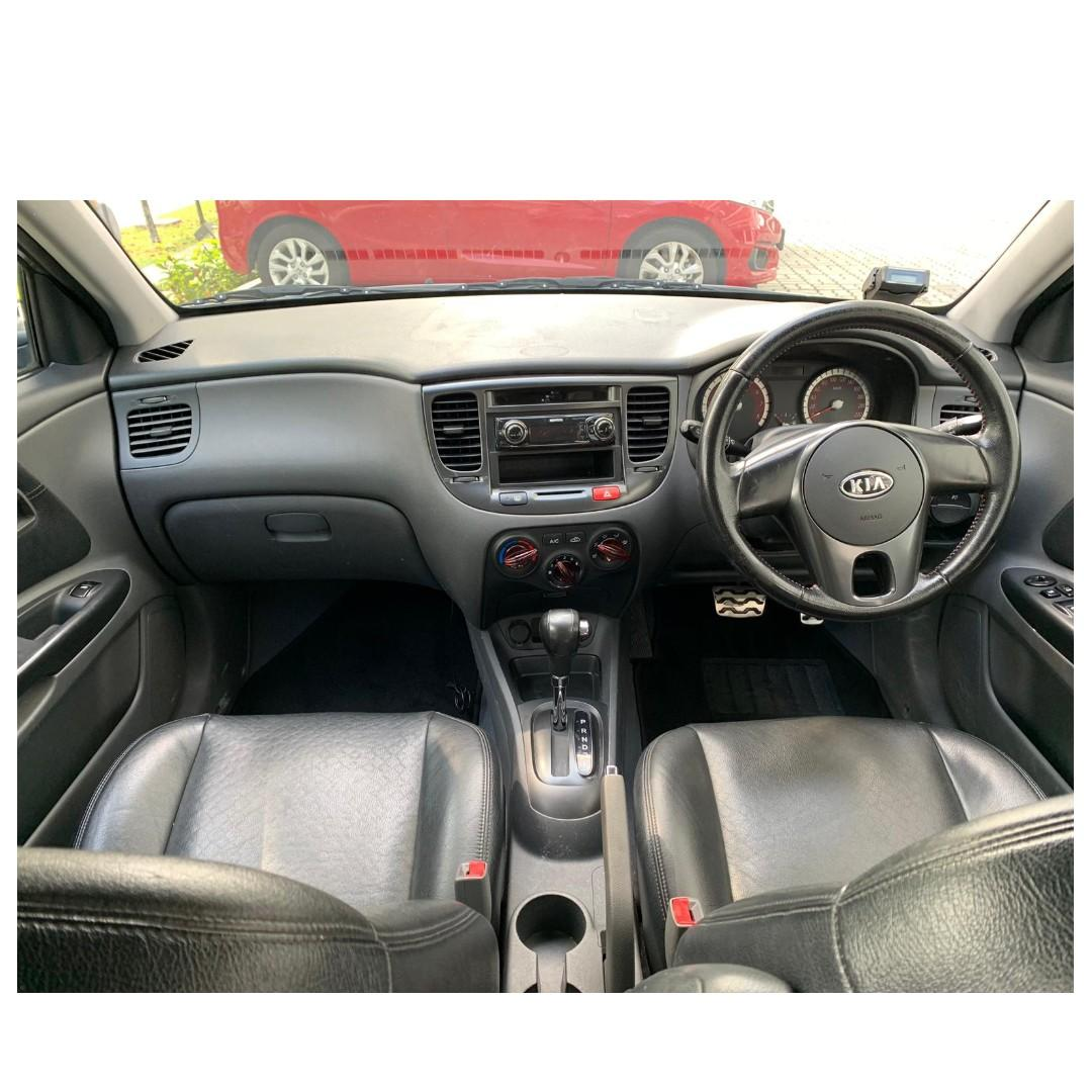 Kia Rio 1.4A - Many ranges of car to choose from, with very reliable rates!!