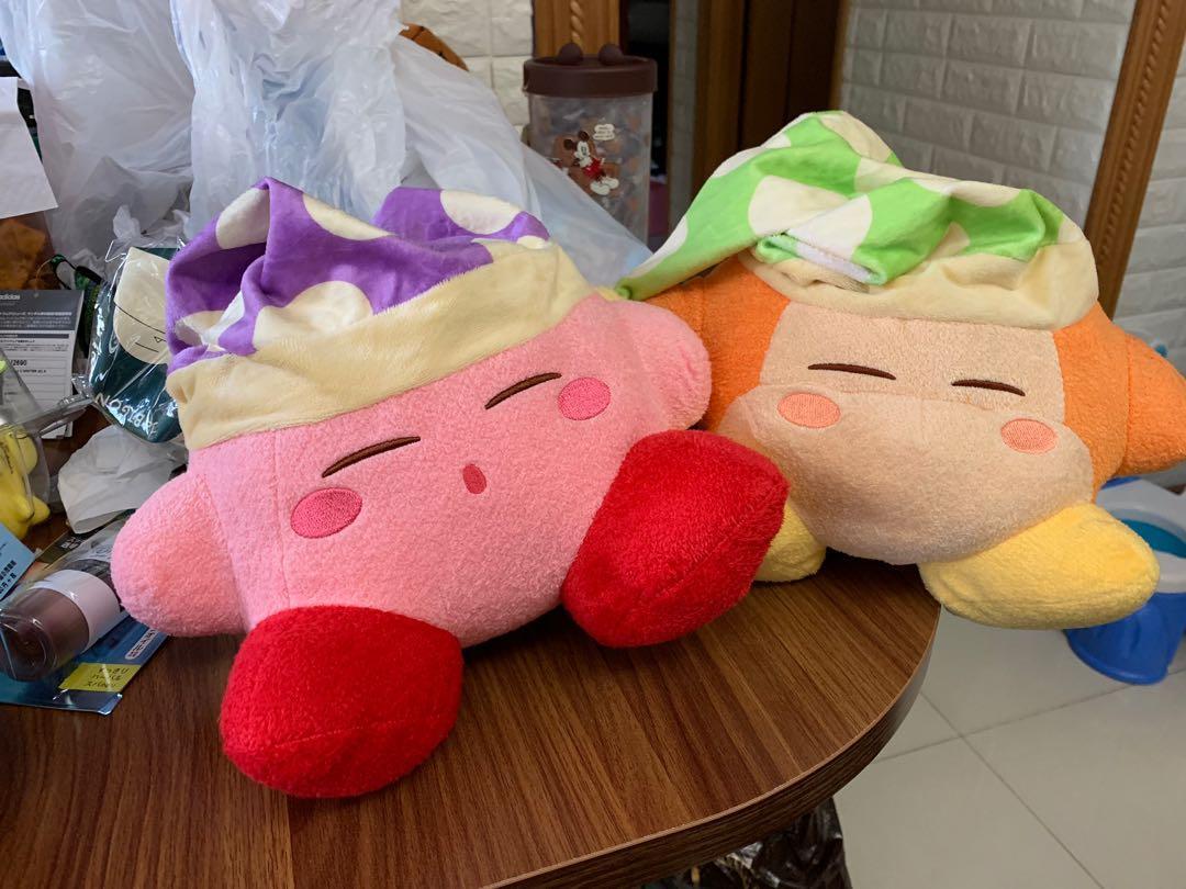 全新Kirby公仔,日本夾返嚟,可買可換,每隻$80