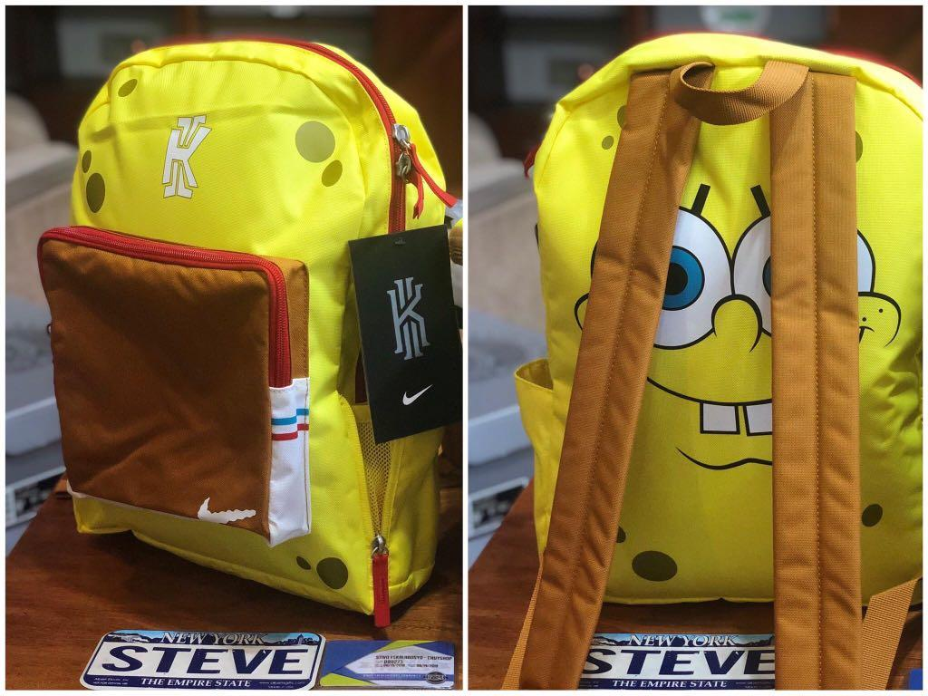 Kyrie x SpongeBob backpack, Men's