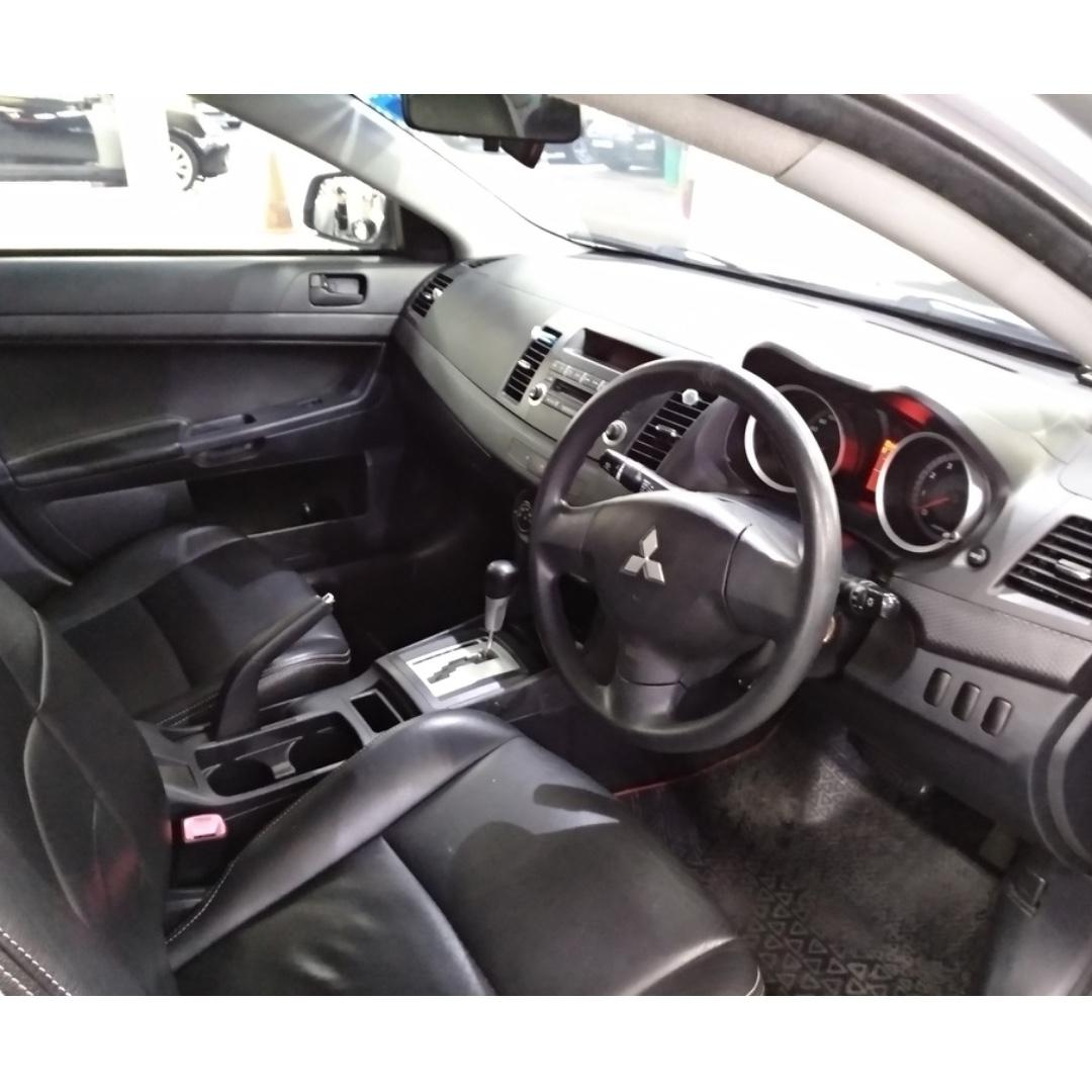 MITSUBISHI LANCER EX 1.5 - WITH GOJEK REBATE !! TIP TOP CONDITION! SUPER ECONOMICAL, RELIABLE WORKHORSE, SPORTY AND HANDSOME!