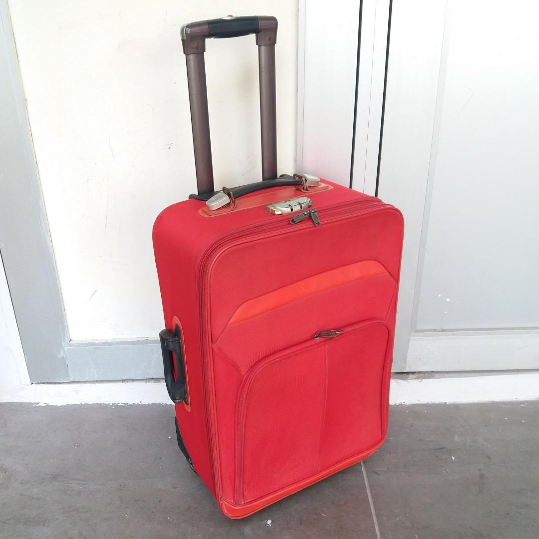 "Modina 24.5"" luggage bag"