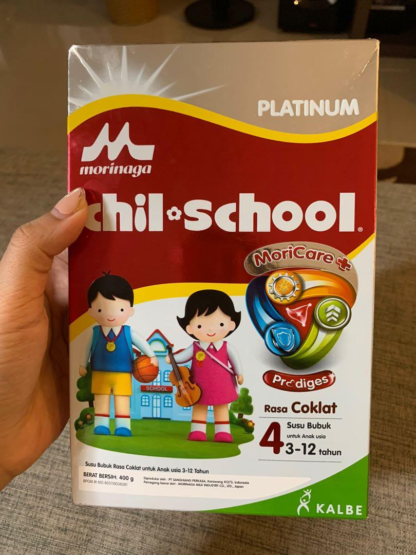 Morinaga Platinum Chil School