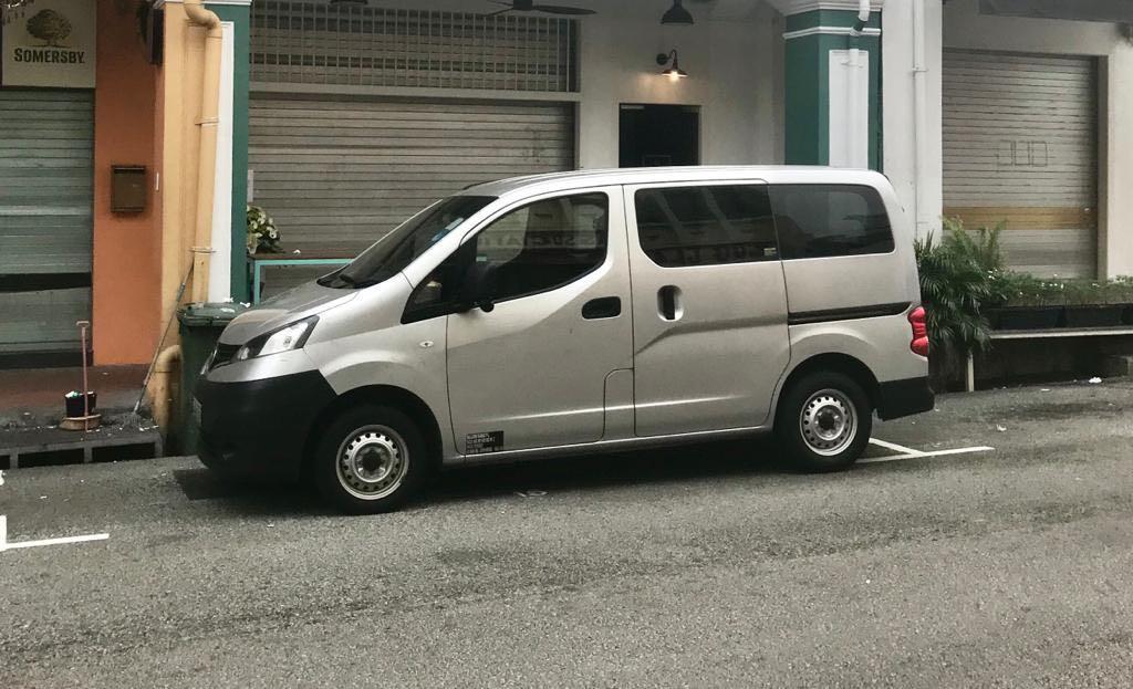 NISSAN NV200 1.5 Auto (nego)