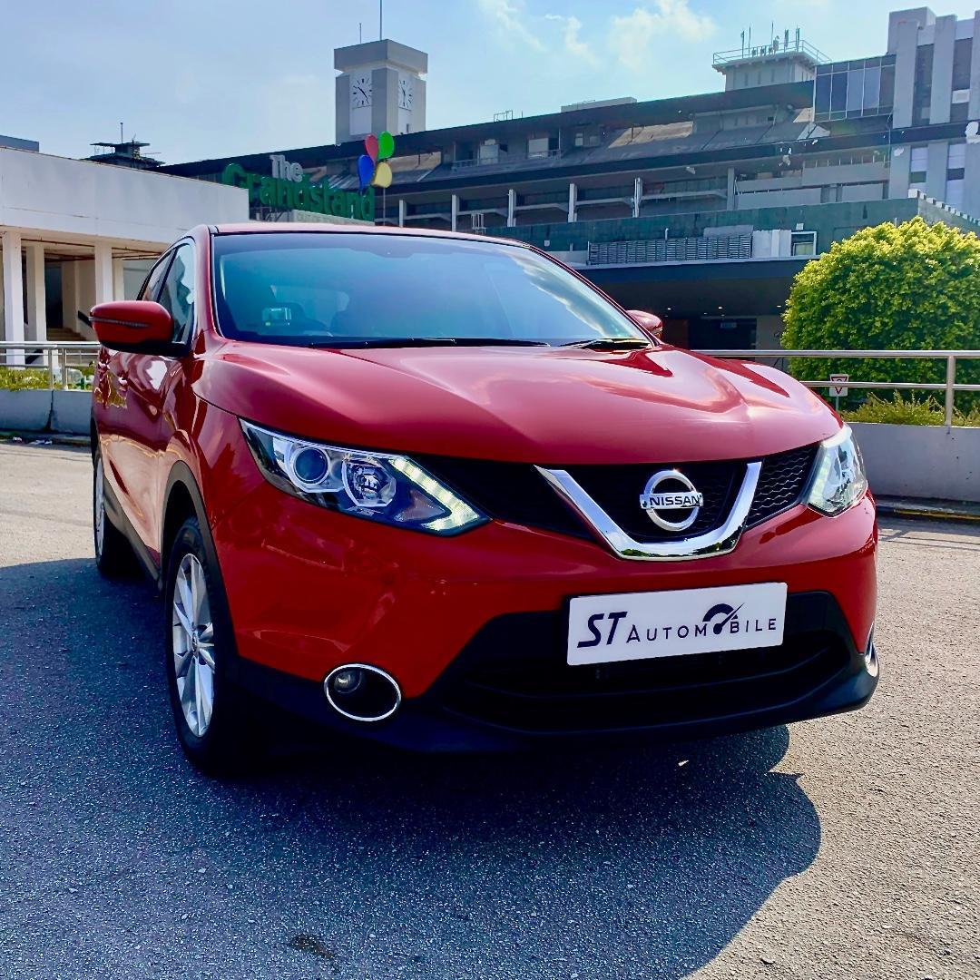 Nissan Qashqai 1.2T DIG-S