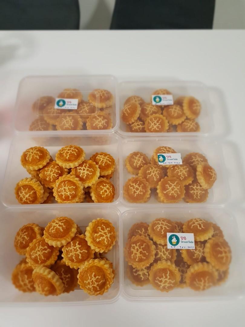 Nyonya Pineapple Tarts Authentic Peranakan Recipe