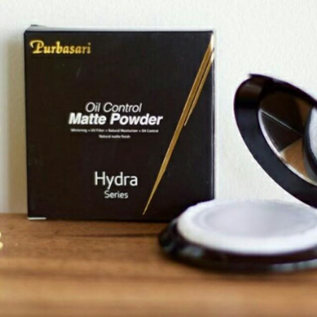 Oil Control Matte Powder Purbasari