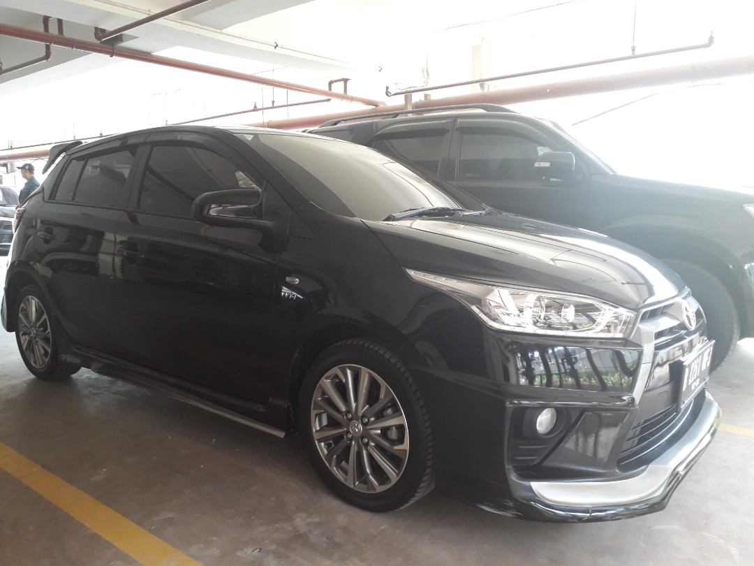 Over kredit Toyota Yaris G AT
