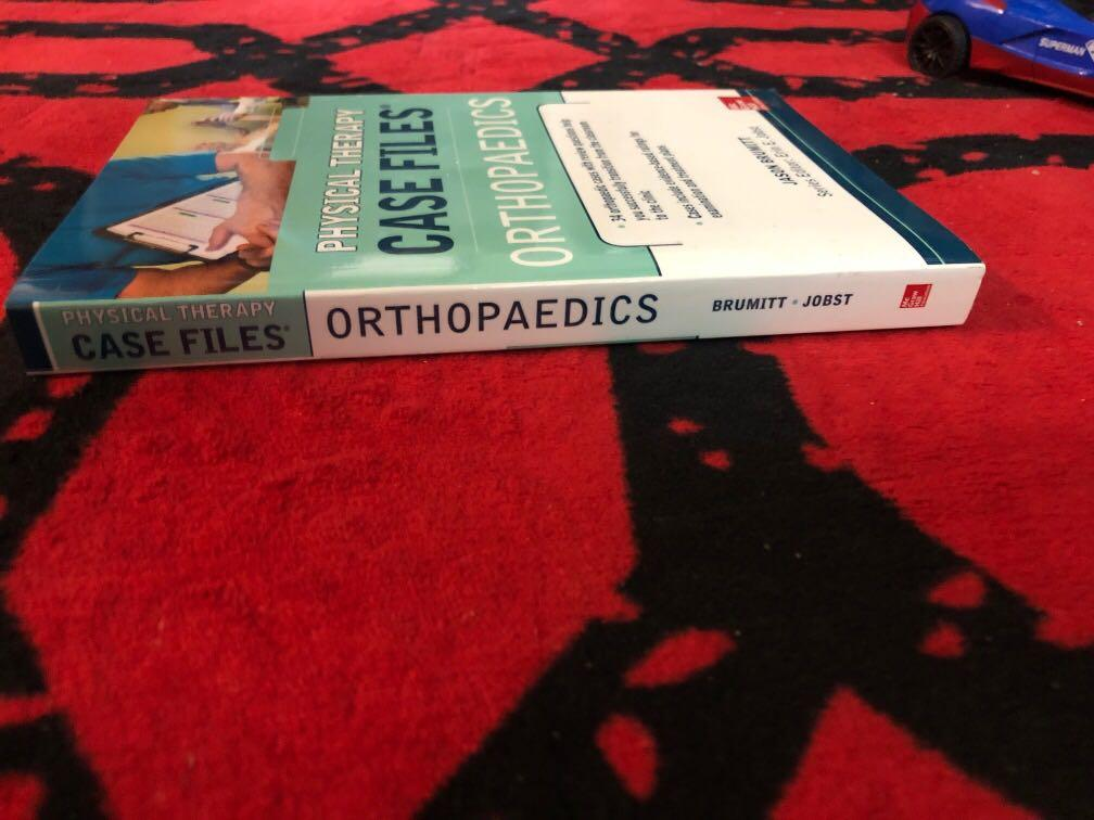 Physical Therapy Case Files Orthopaedics