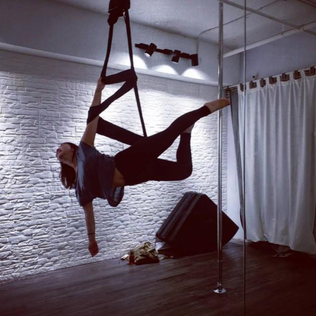 Private aerial yoga 空中瑜珈