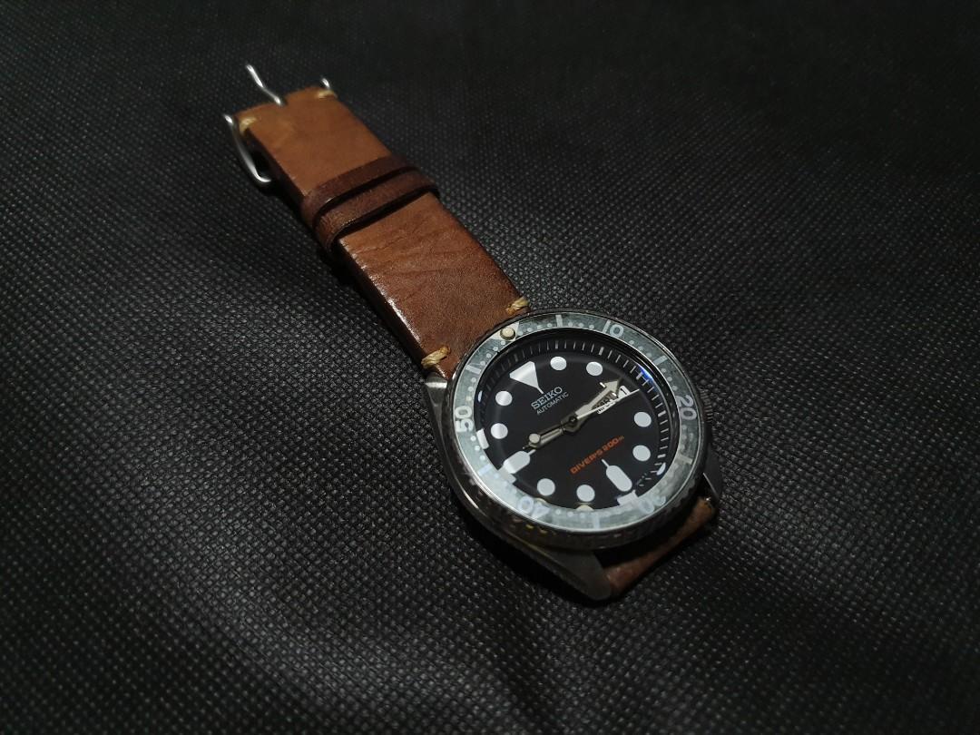 Seiko skx007 watch