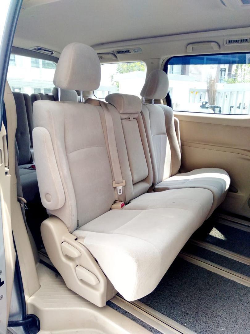 SEWA BELI>>Toyota Vellfire 2.4(A) 8 Seaters 2010/2014