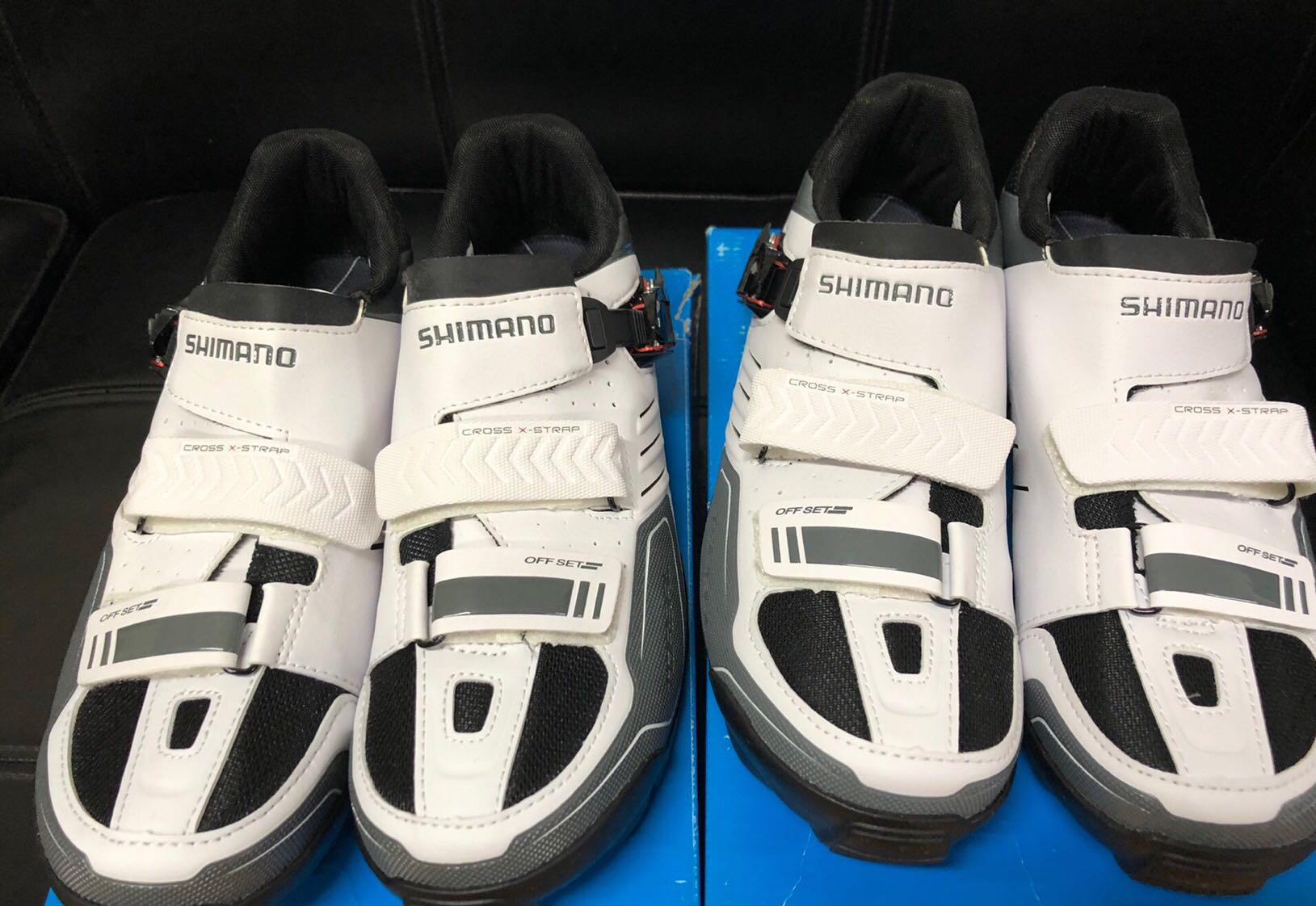 Shimano M163 cleat shoe MTB / size 43 / All new brand