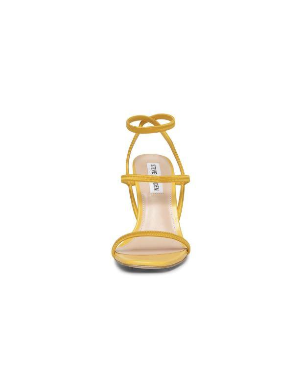 Steve Madden yellow heels (size 8) *current season*