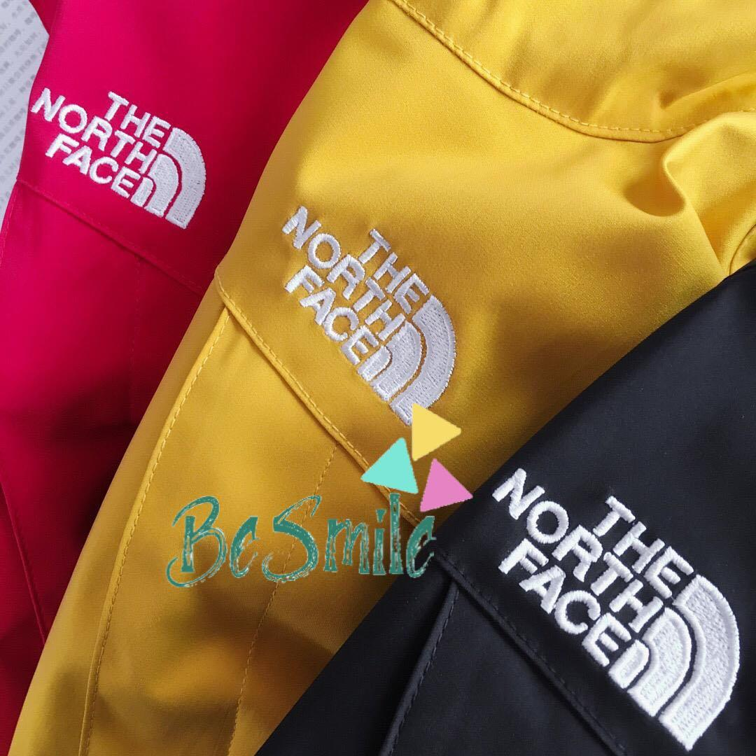 The North face 銀狐絨內膽風褸