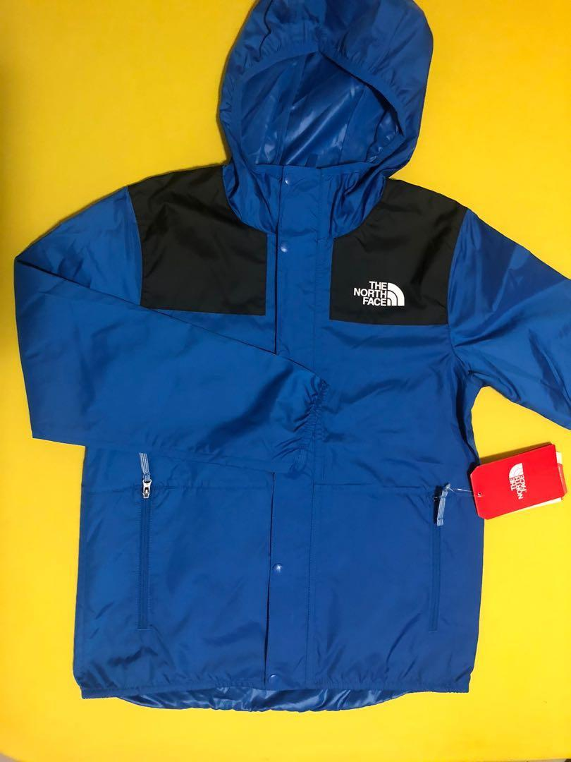 正品The North Face童裝風褸 M size(10-12yr)
