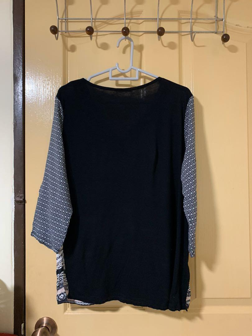 Stripe tunic type TOP by Promod