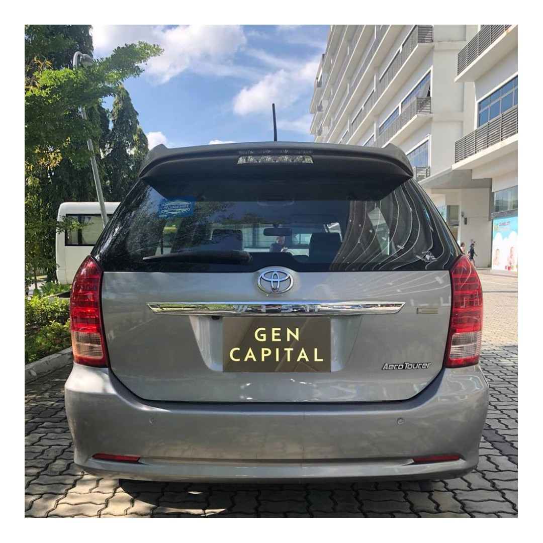 Toyata Wish 1.8A - Your preferred rental, With the Best service!!