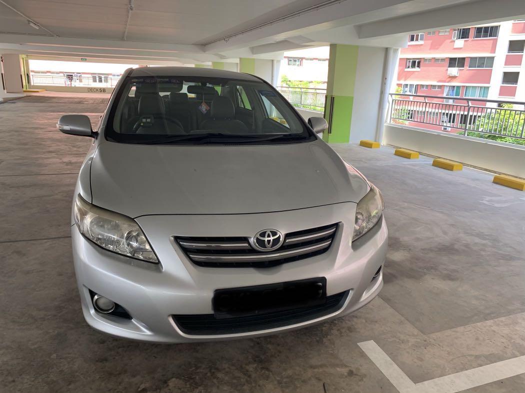 Toyota Corolla Altis 1.6 Auto