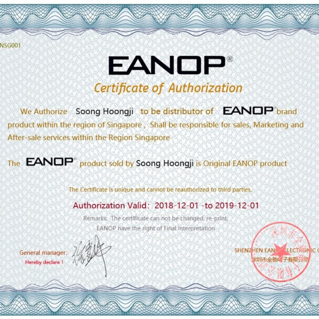 TPMS EANOP S700S (Car Tire Pressure Monitoring System)