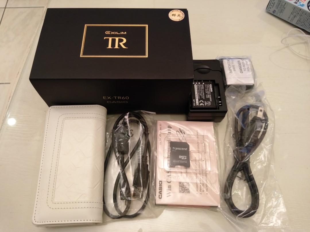 TR60-9成新盒裝全配