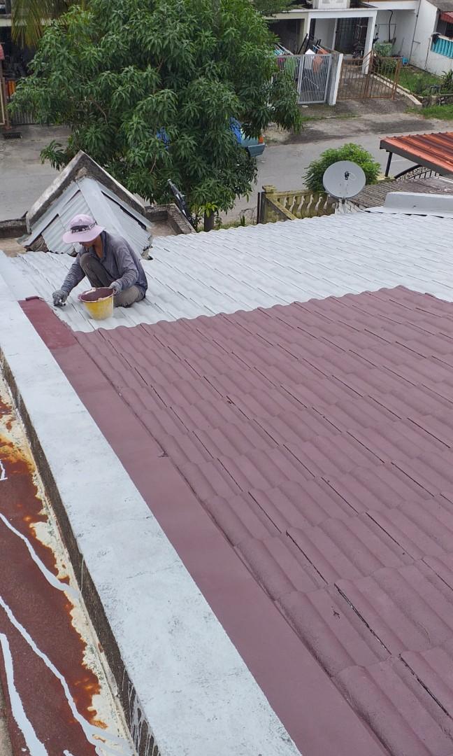 Tukang bumbung dan renovation.syukri 01123532855.Area  Bukit sentosa dan sekitarnya