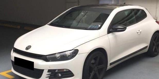 Volkswagen Scirocco 1.4 TSi Push start 2012