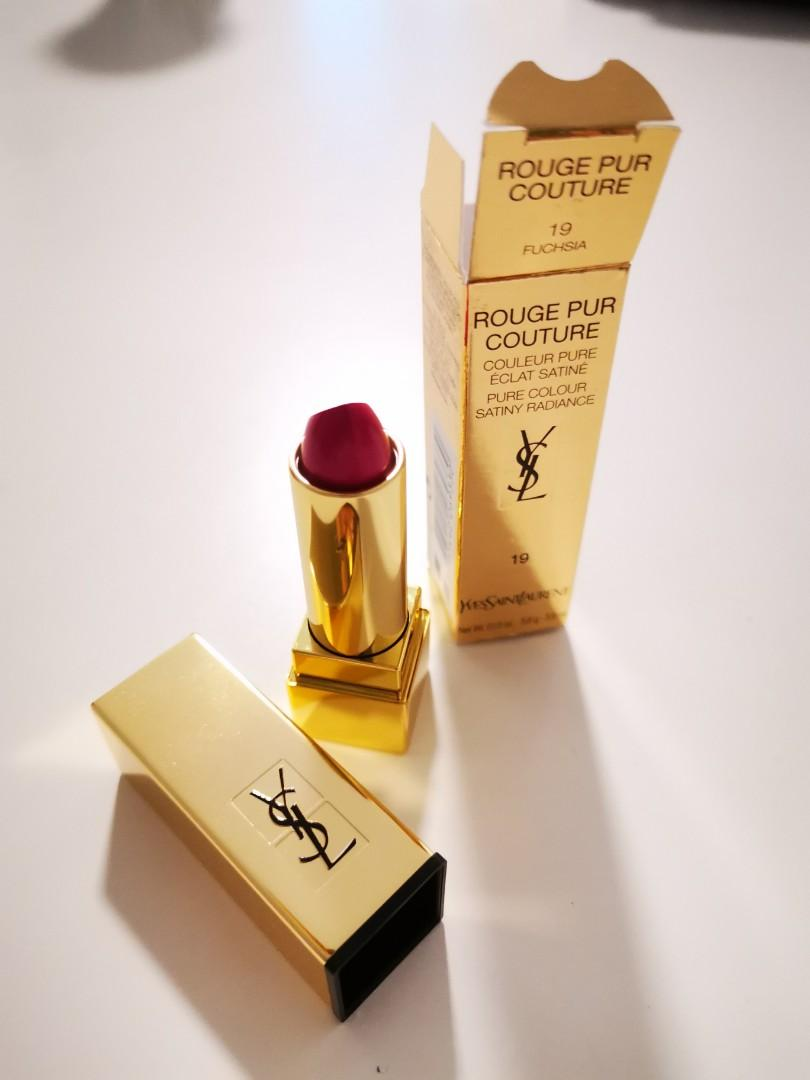 YSL Lipstick 5 Colors Available