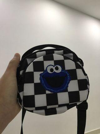 Sesame Street Sling Bag (Blue)